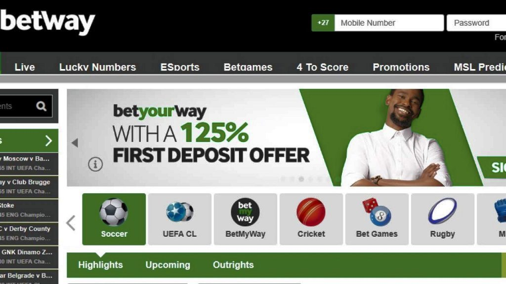 Betway - Tennis Betting Sites