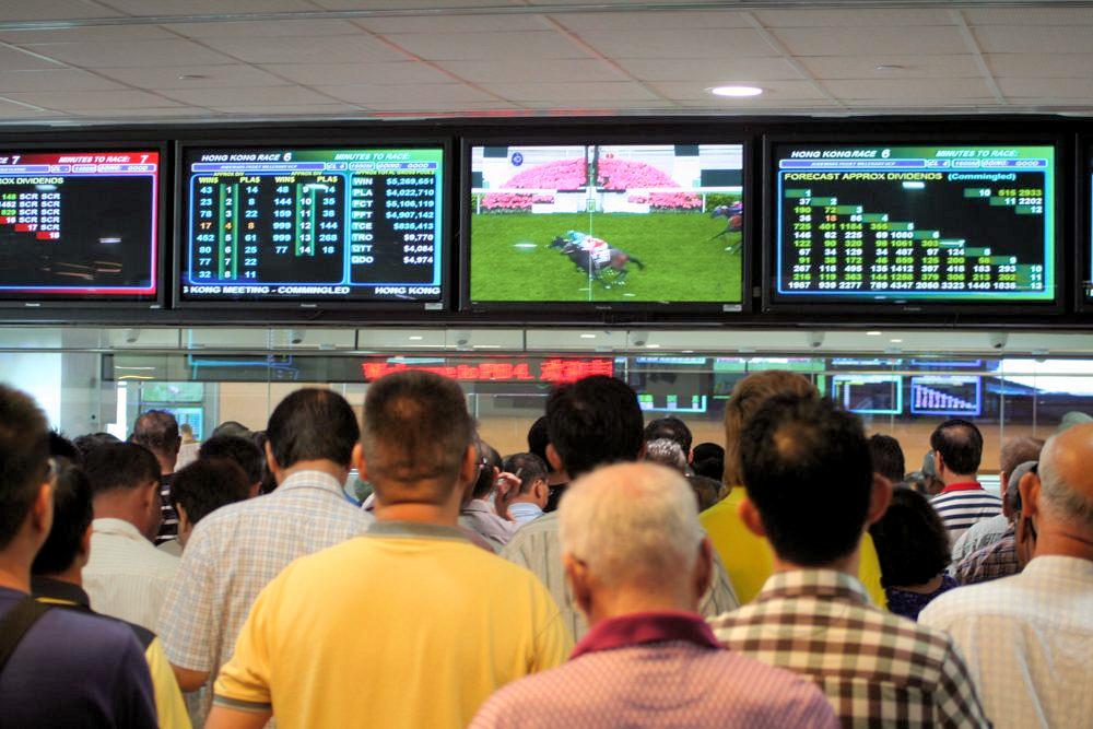 betting horse racing