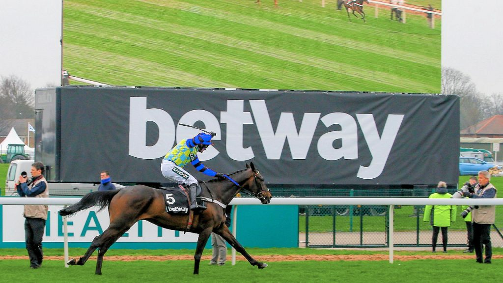 betway betting not only for horse racing