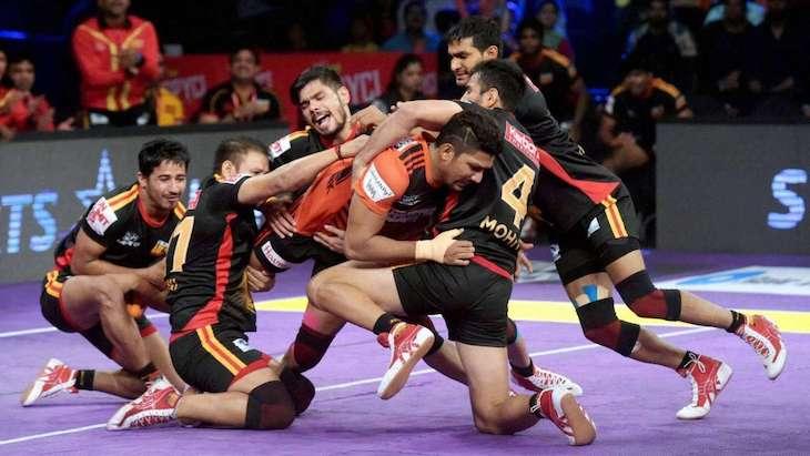 Kabaddi is Indian sports