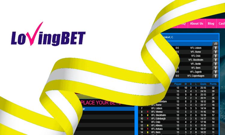Lovin Bet Betting